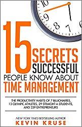 15 secrets of successful people